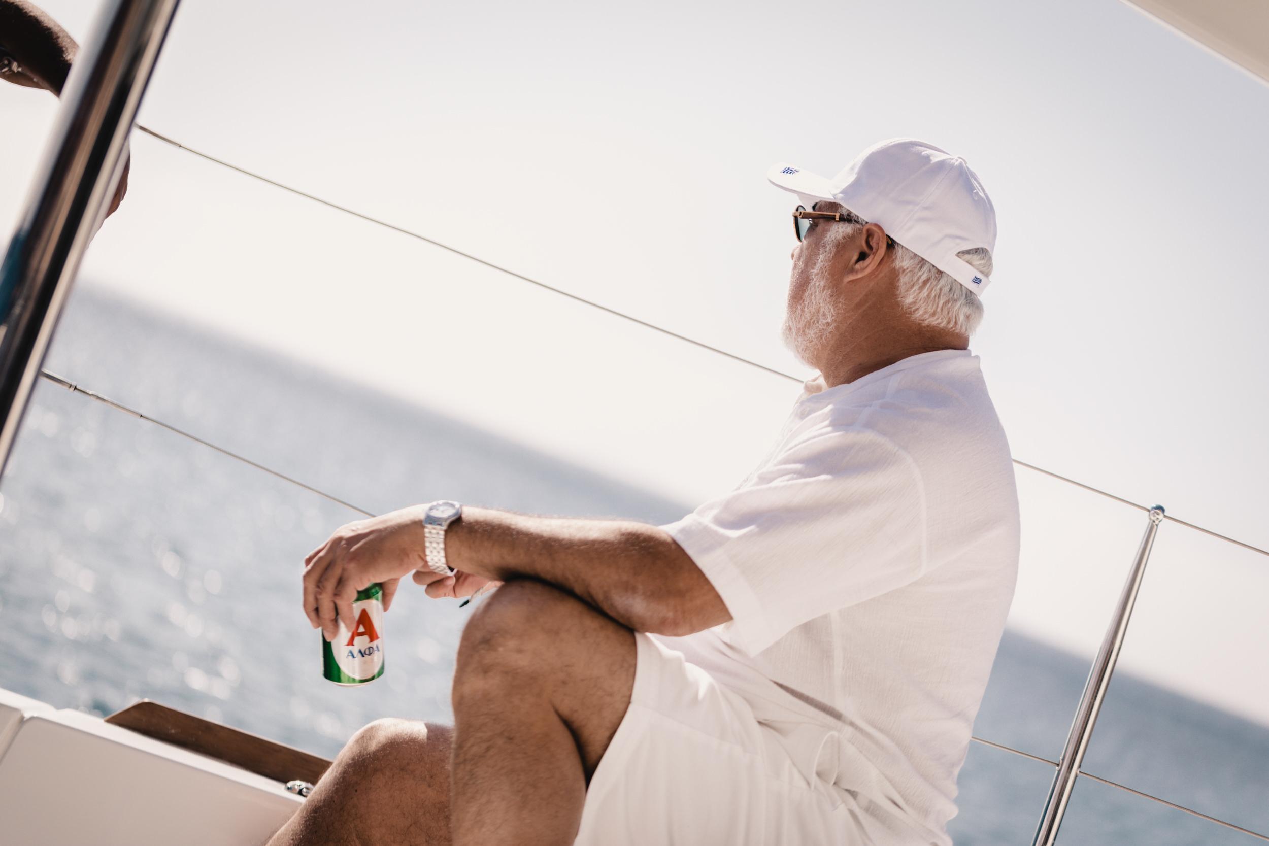 vista yachting santorini 11