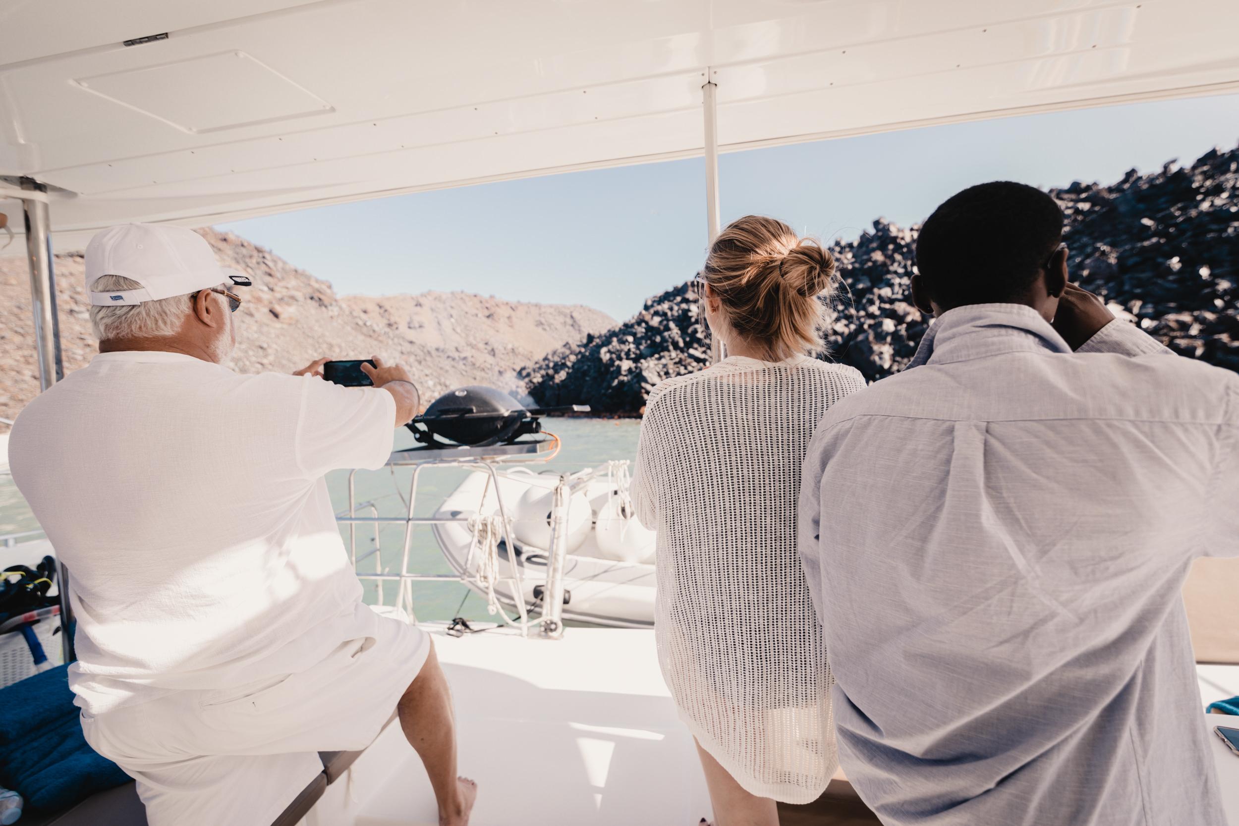vista yachting santorini 6