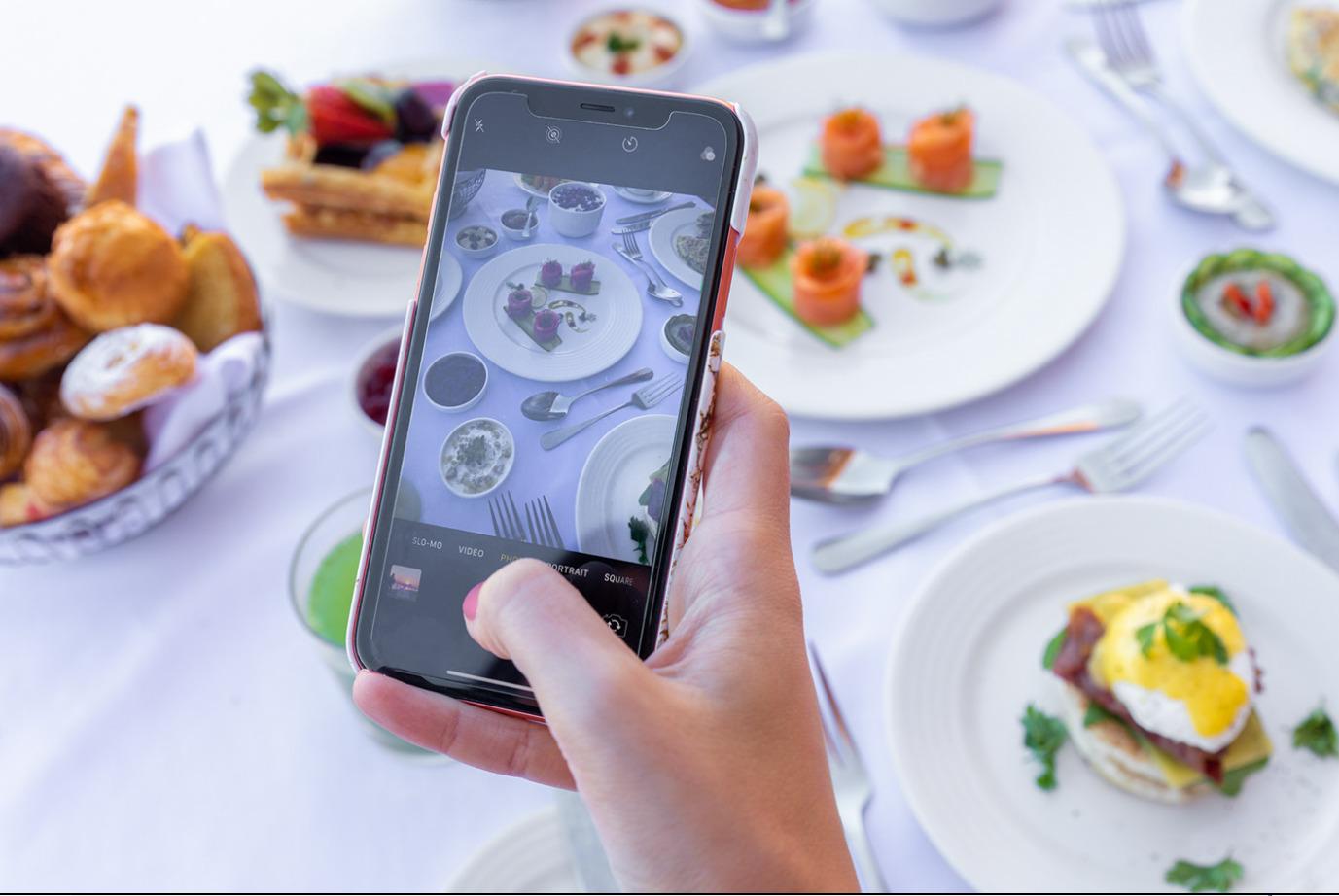 Food-Fotografie-Tipps für Anfänger