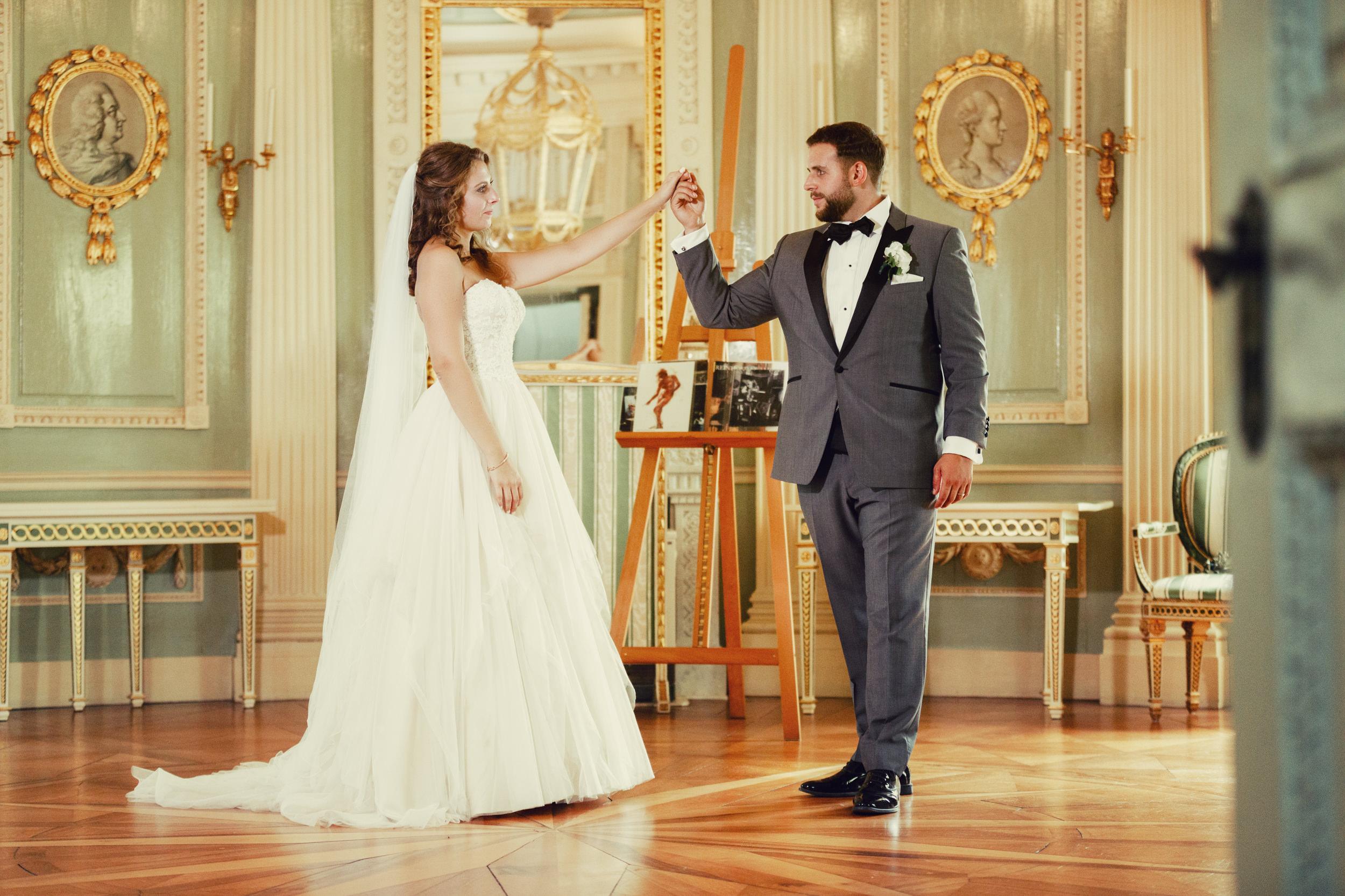 10 Dinge, die Sie Ihrem Hochzeitsfotografen sagen sollten