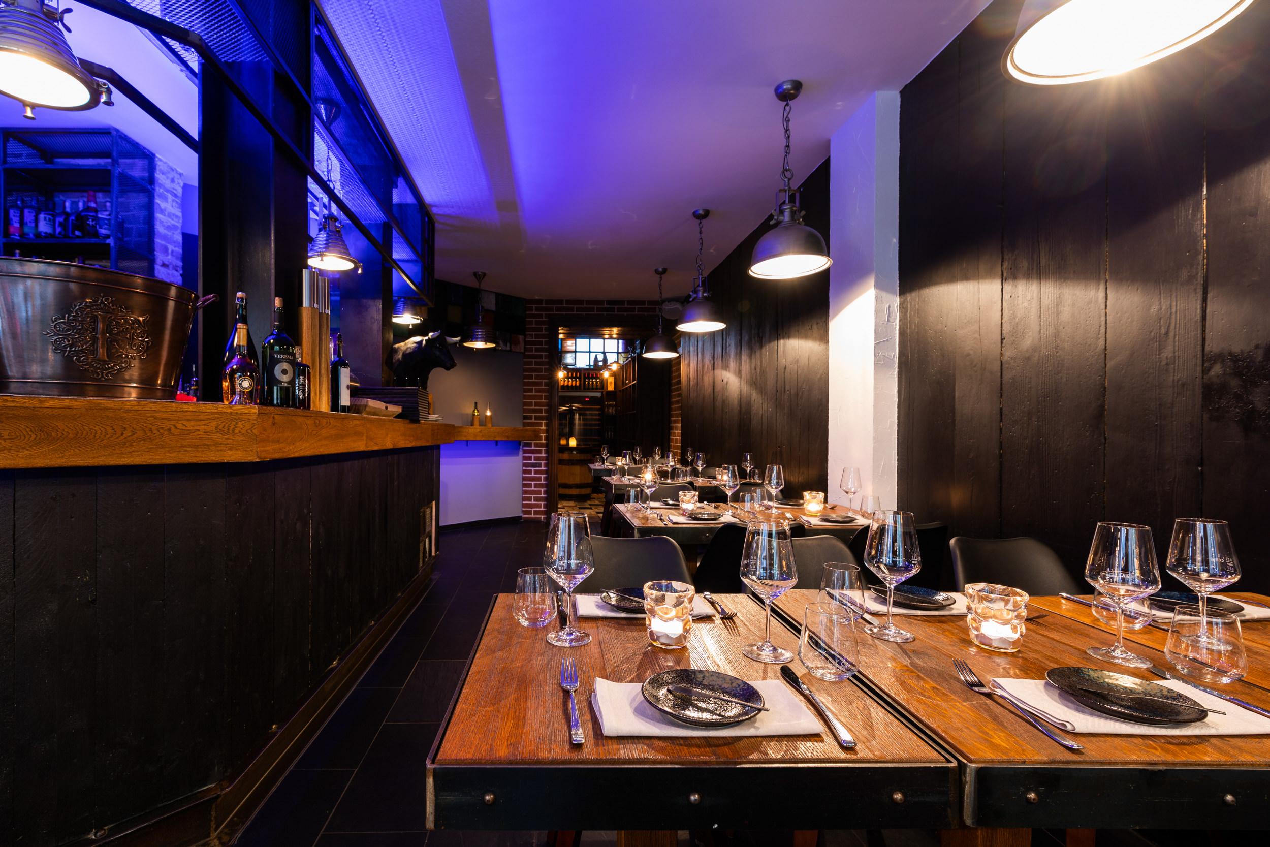 Steak Restaurant Frankfurt Photography Patrick Schmetzer 4