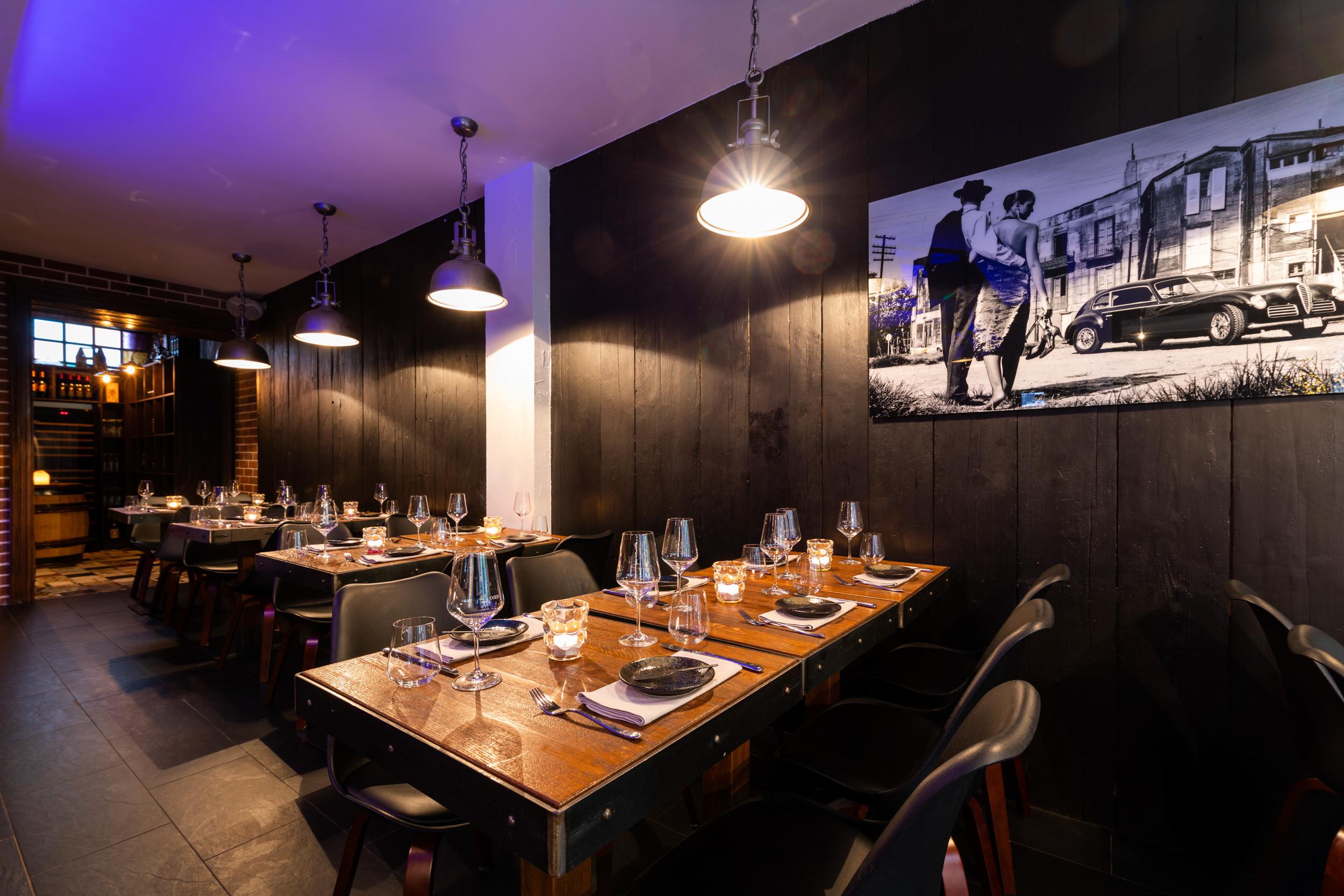 Steak Restaurant Frankfurt Photography Patrick Schmetzer 5