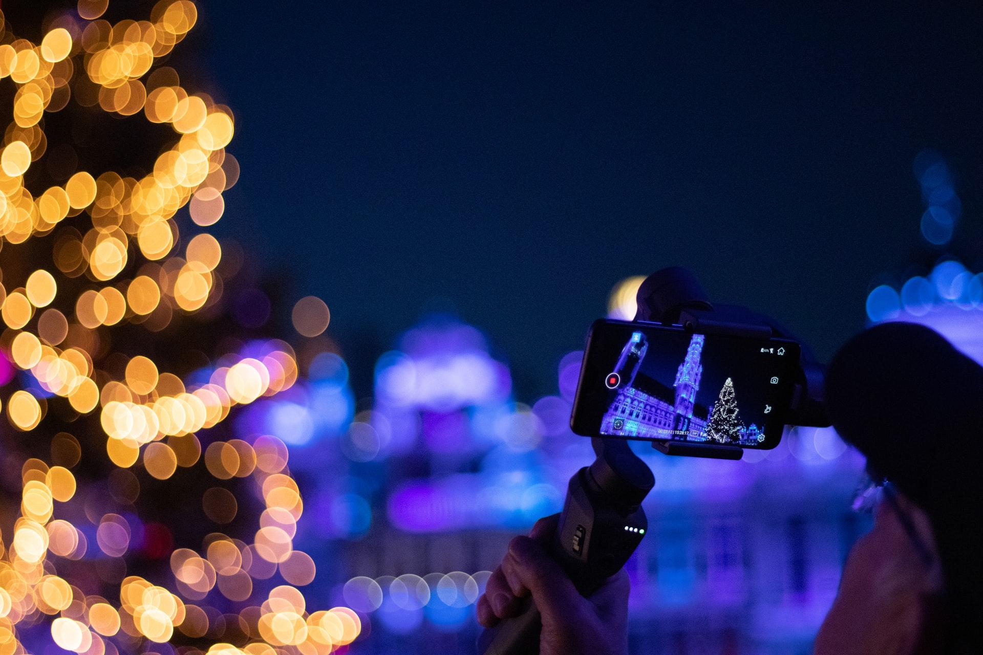 Tipps zum Drehen von Smartphone Reisevideos