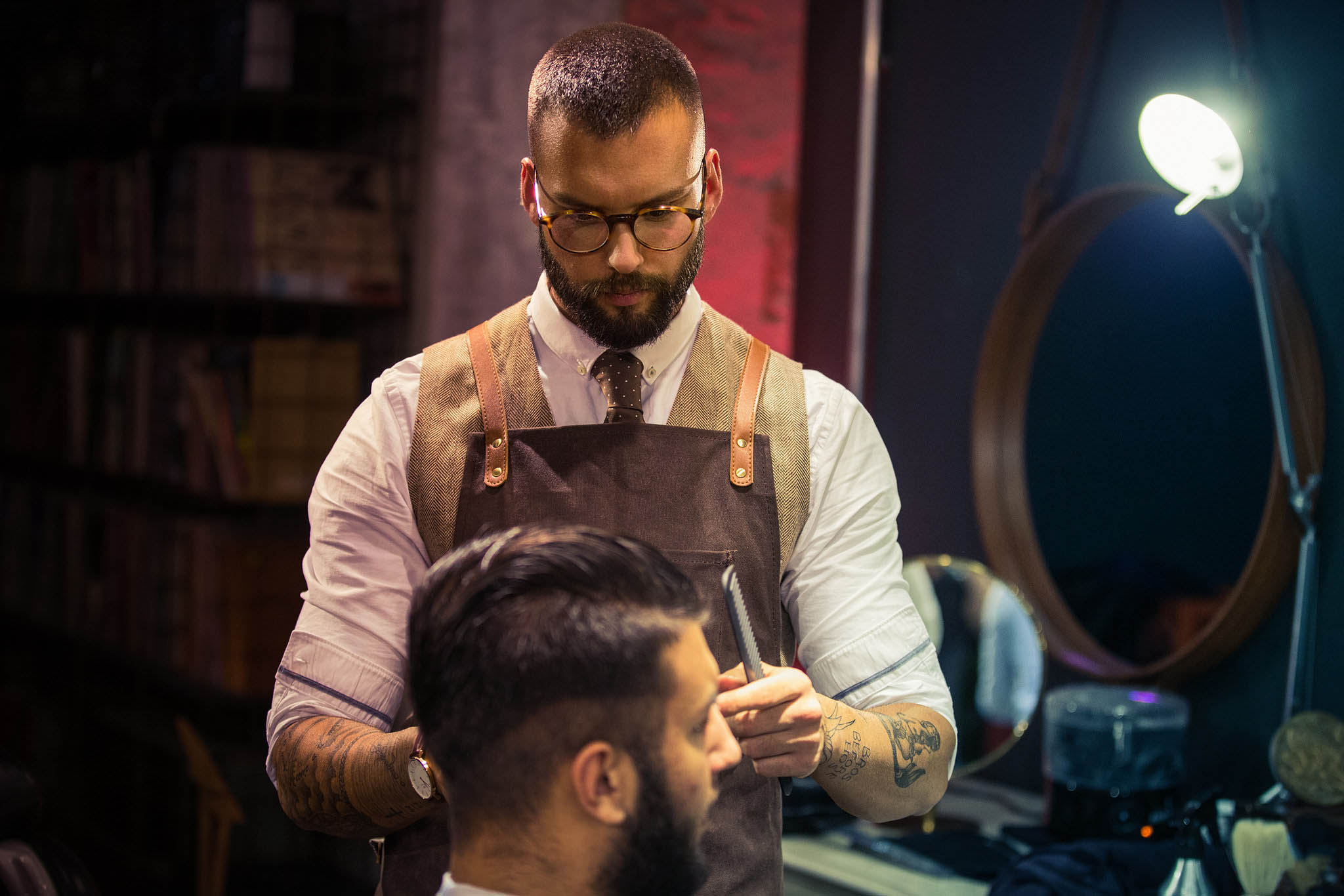 legends frankfurt bar club barber hairdresser patrick schmetzer