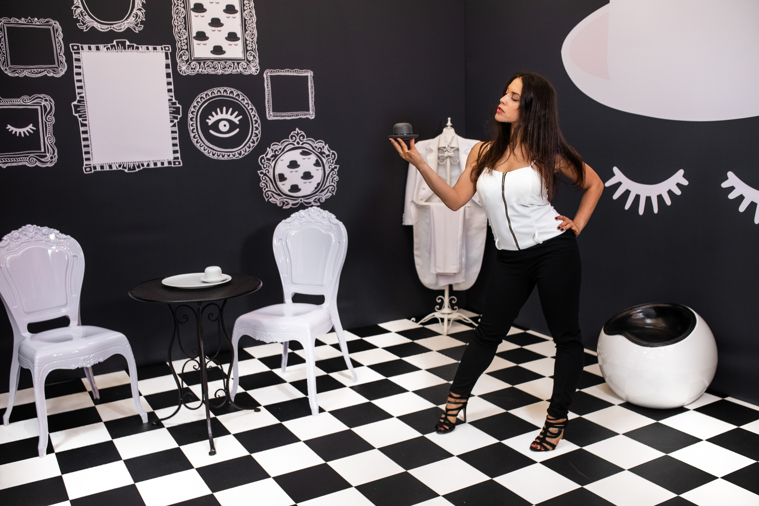 Black White Portfolio Konzept Art 2 1  Tee Zeit - Fotografie Konzept