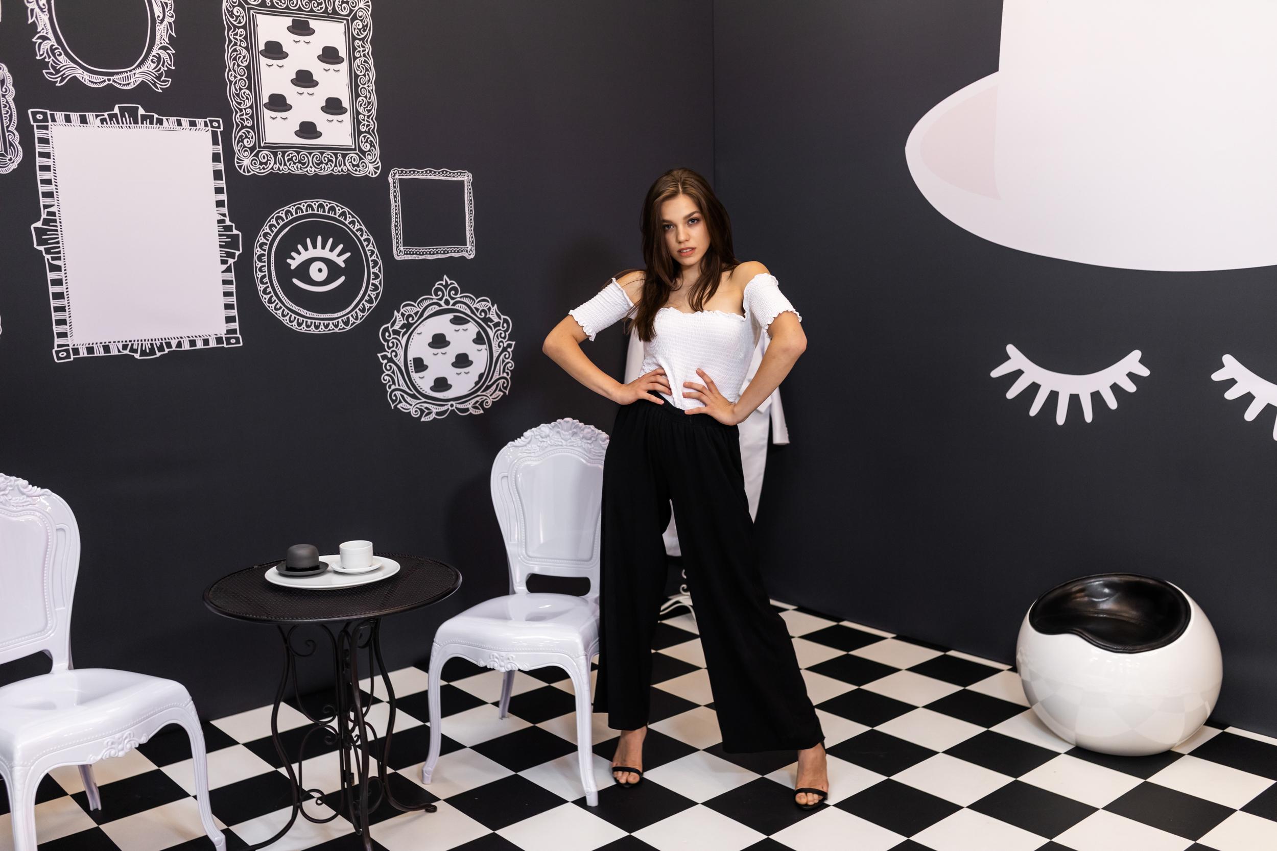 Black White Portfolio Konzept Art 5 1  Tee Zeit - Fotografie Konzept