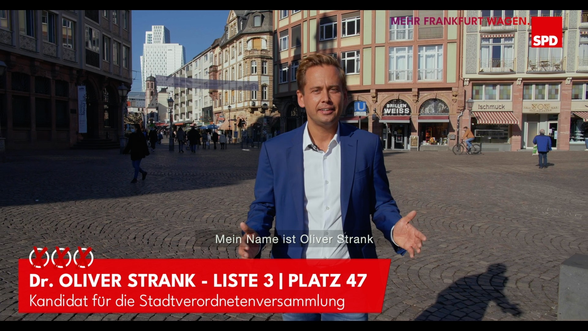 Oliver Strank  Video Projekte
