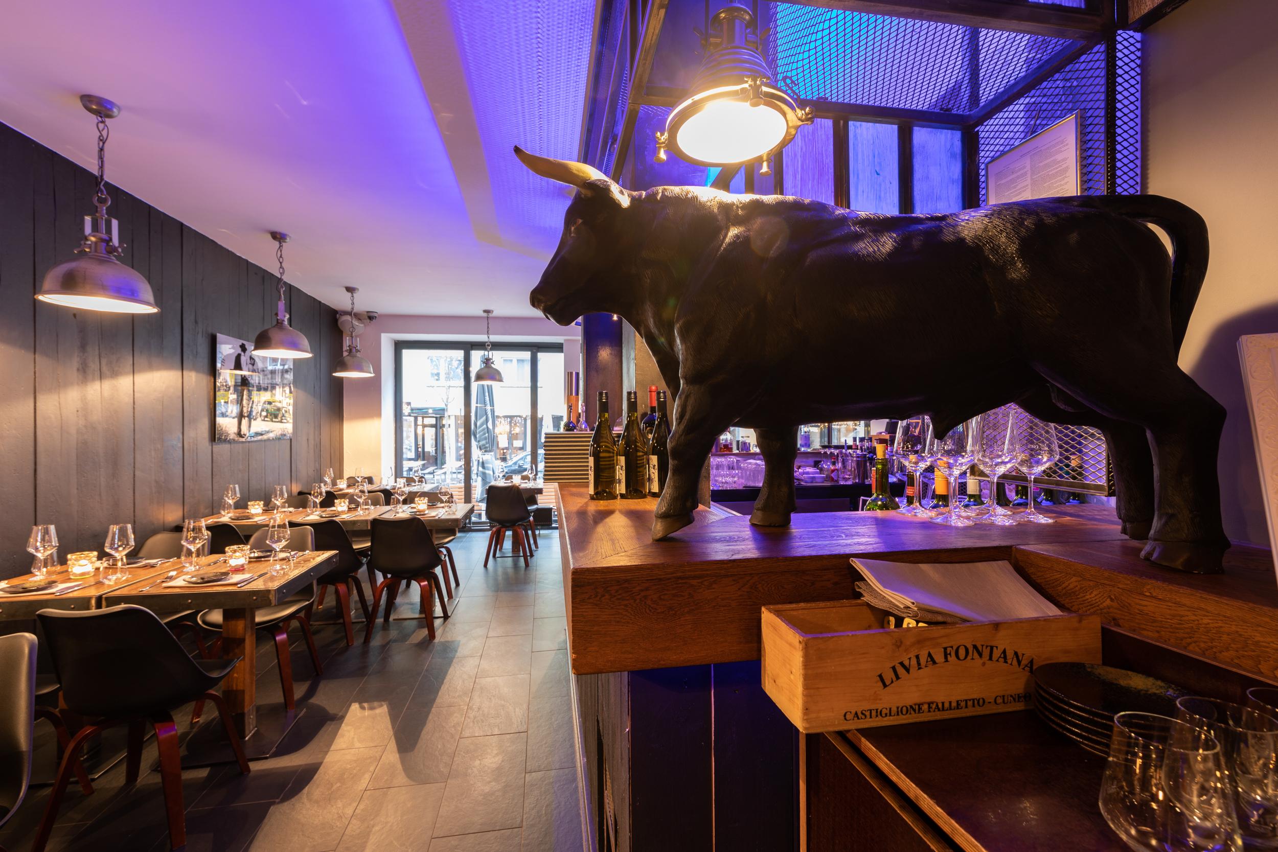 Restaurant 17 Restaurant Photography