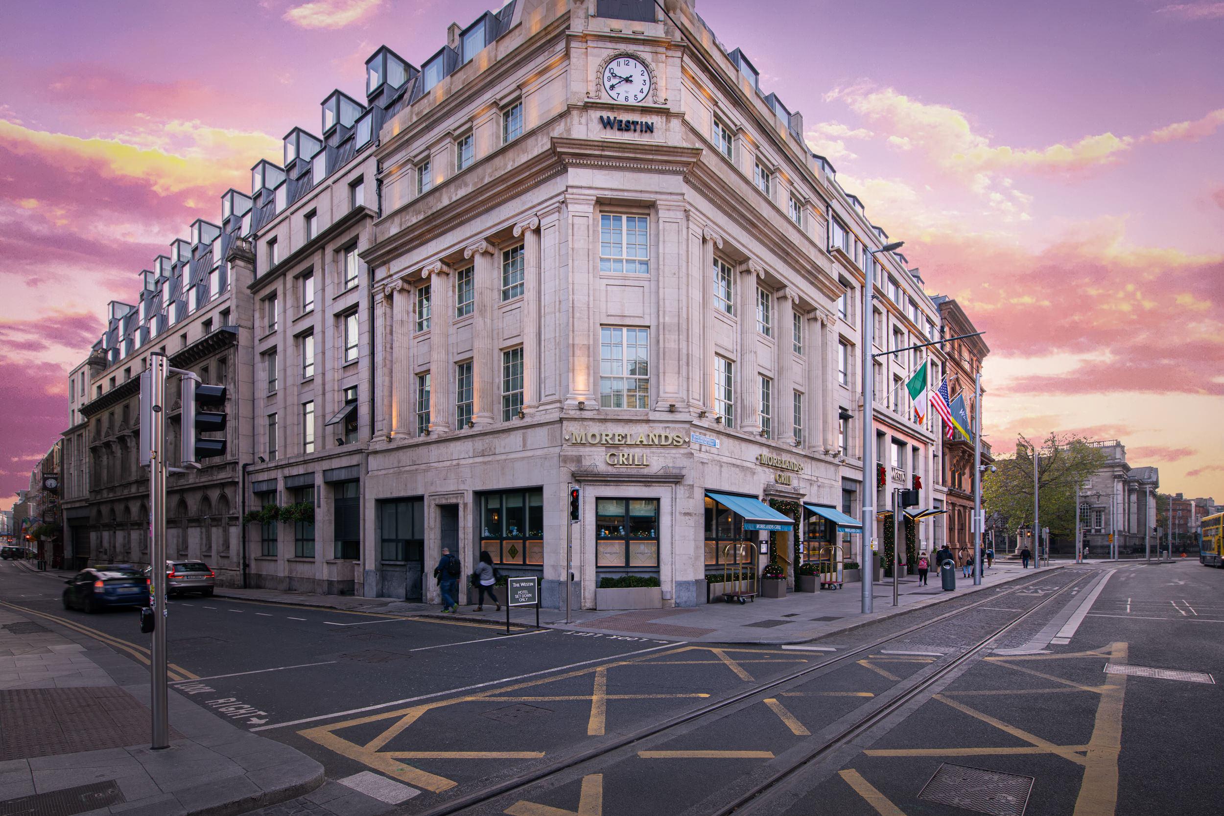 exterior design 52 Restaurant Photography