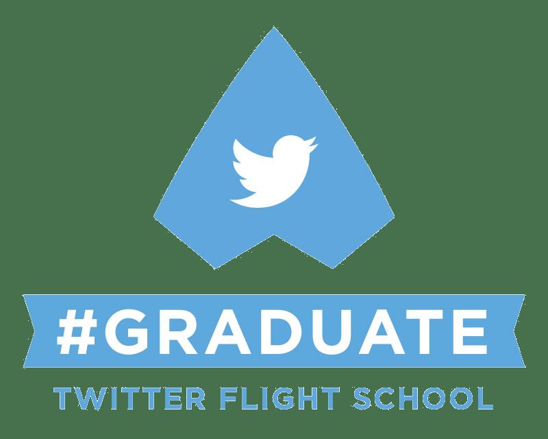 Twitter Flight School Certification 1 Social Media Certificates